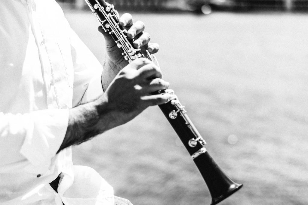 Victor Pereira Clarinet Player photos